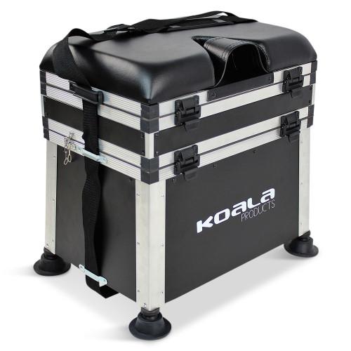 Koala, Products, Super, Alloy, Carp, Coarse, Sea, Fishing, Seat, Box, Tackle, Pleasure, angling