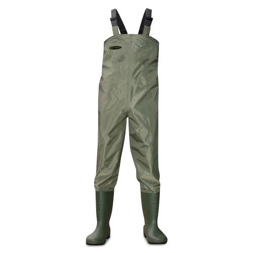 Dirt, Boot, Nylon, Chest, Waders, 100%, Waterproof, Fly, Coarse, Fishing, Muck, Wader