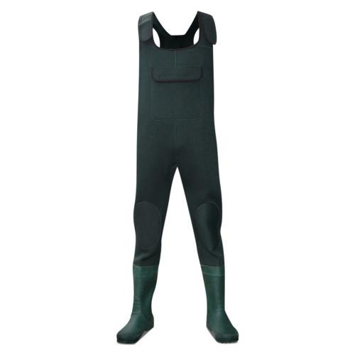 Dirt, Boot, Neoprene, Chest, Waders, 100%, Waterproof, Fly, Coarse, Fishing, Muck, Wader