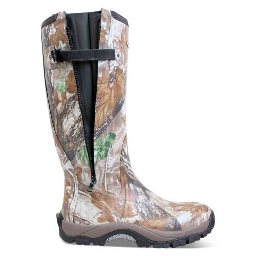 DIRT BOOT, Neoprene, Rubber, Wellington, Muck, Boot, Pro, Sport, Hunt, Zip, Camo