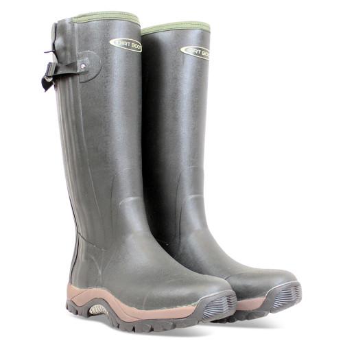 Dirt Boot® 10mm Winter Neoprene Wellington Muck Boot Pro-Sport™ Green