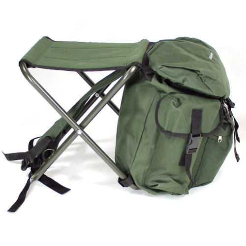 ABODE, Camping, Hiking, Travel, Rucksack, Festival, Stool, Seat, Back, Pack, Bag