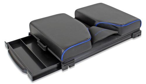 Match, Station, Mod-Box, Seat, Box, Padded, Pole, Seat, seatbox