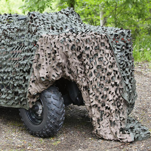 Camouflage Hunting Shooting Net Hide Military Army Camo