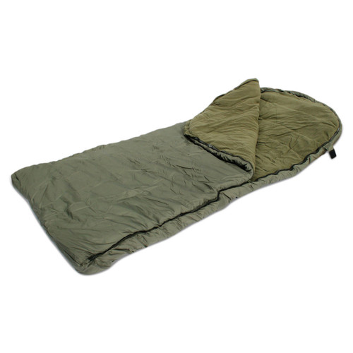 ABODE, All, Season, Peach, Skin, Hollow, Fill, Reversible, Carp, Fishing, Camping, Sleeping, Bag