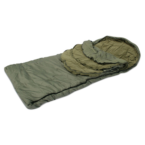 ABODE, Hollow, Fill, Twin, Shell, Deep, Sleep, Carp, Fishing, Sleeping, Bag, Airtexx, camping