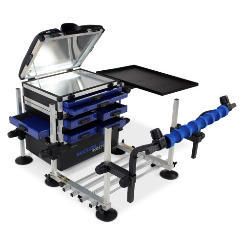 Koala, Products, KS7, System, 7, Drawer, Seat, Box, Footplate, Spray, Bar, &, Side, Tray, seatbox