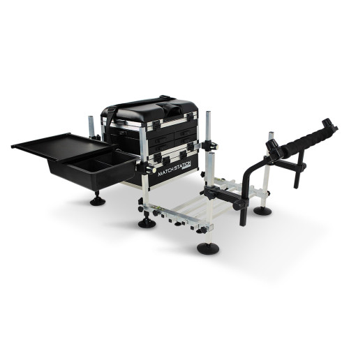 Match, Station, AS5, Drawer, Alloy, Pro, Sport, Seat, Box, Footplate, Spray, Bar, Side, Tray, seatbox, Black Edition