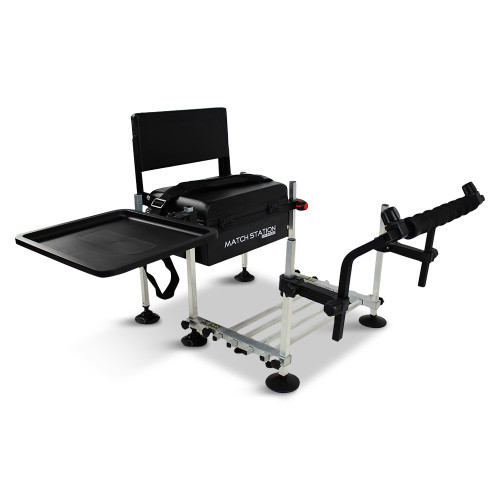 Match, Station, Drawer, Alloy, Pro, Sport, Seat, Box, seatbox, fishing, tackle, canal