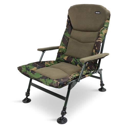 Abode, Rip-Stop, DPM, CAMO, Carp, Fishing, Camping, Fleece, Armchair, Chair