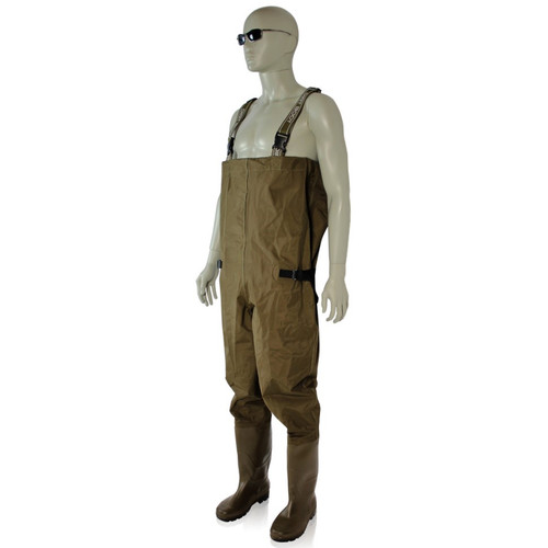 Dirt, Boot, Amphibian, Nylon, Chest, Waders, 100%, Waterproof, Fly, Coarse, Fishing, Muck, Wader