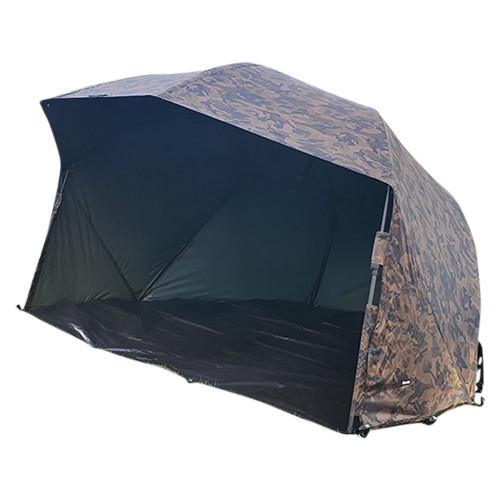 "Abode, Night, Day, 60"", Camo, Oval, Umbrella, Carp, Session, Brolly"