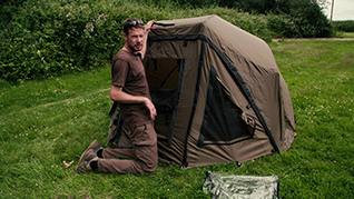 Abode Oval Bivvy, Brolly & Umbrella Systems