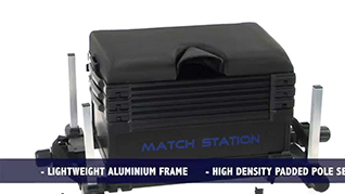 Match Station 4D Mod-Box Seat Box