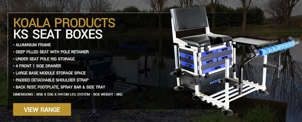 Koala Products KS Seat Boxes