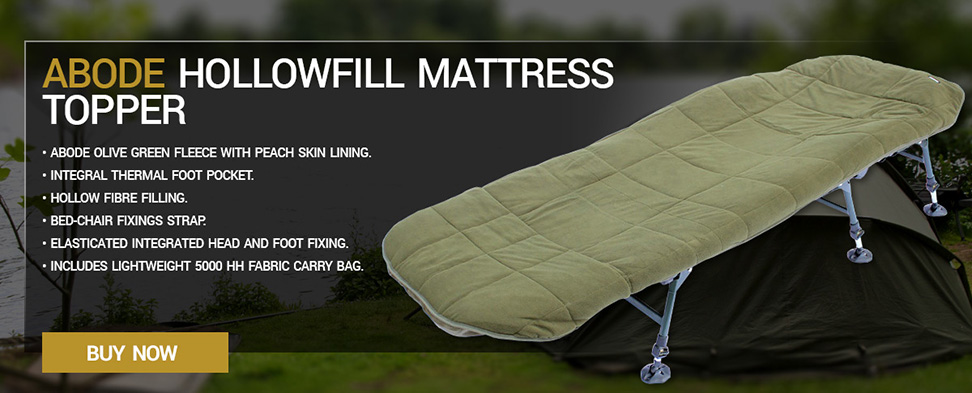 Abode Hollowfill Mattress Topper