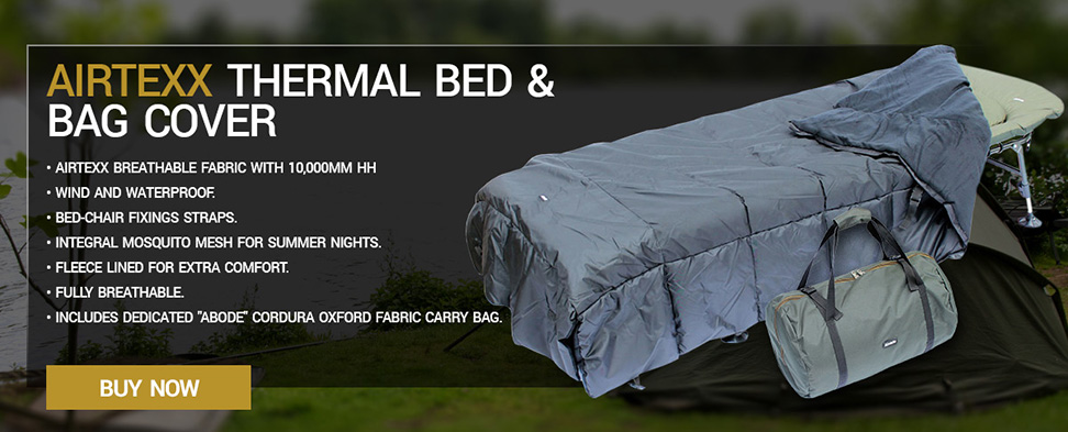 Airtexx Thermal Bed and Bag Cover