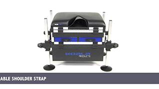 Koala Products KS3 3 Drawer Seat Box