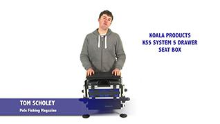 Koala Products KS5 5 Drawer Seat Box