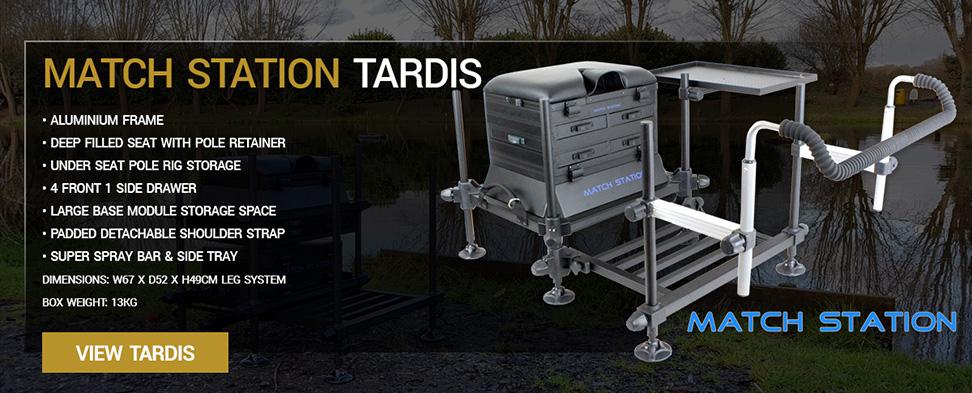 Match Station Tardis