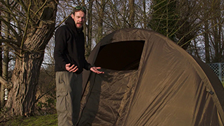 Abode Air-Inflatable Bivvy Dome 1 or 2 Man