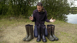 Dirt Boot Neoprene Wellington Boots