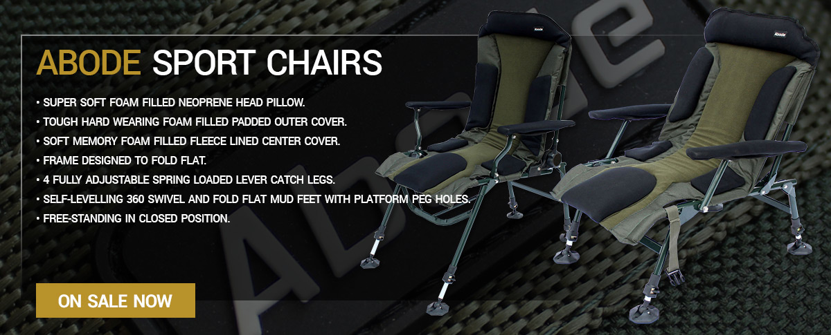 Abode Sport Chairs