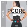 Pcore Multi Functional Lower Back Heat and Cold Therapy & Support Back Brace, Small