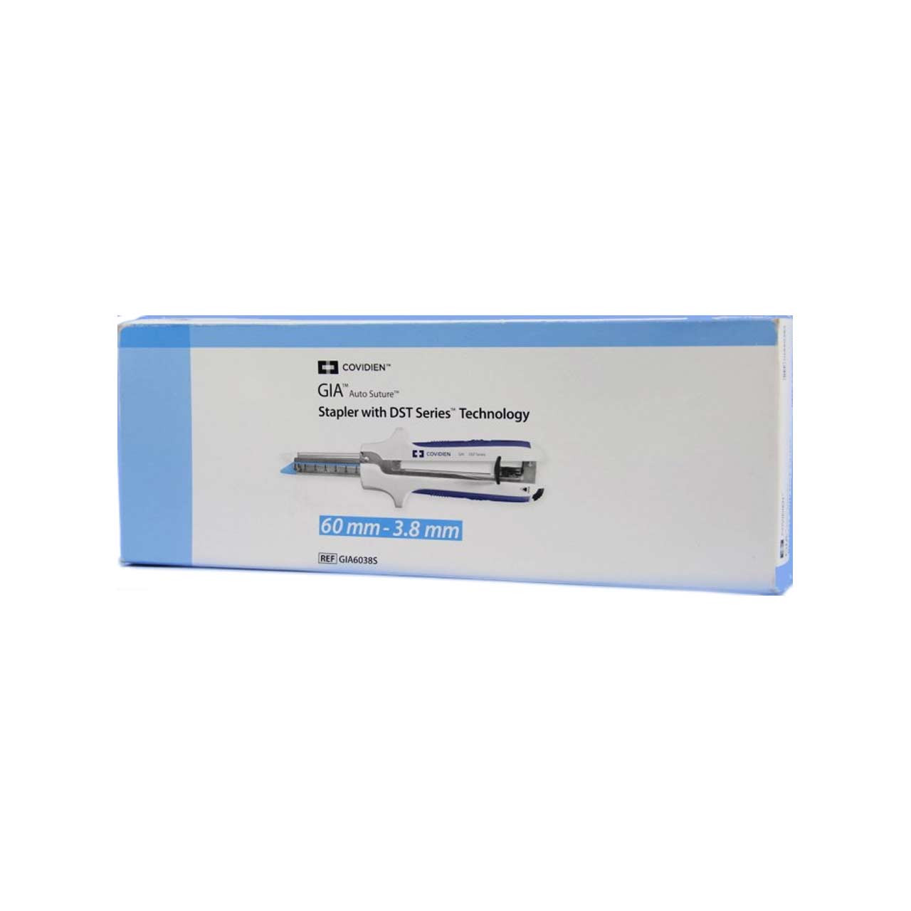 Covidien GIA6038S GIA 60 3 8MM Auto Suture Surgical Stapler