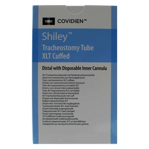 Covidien 60XLTCD Extended-Length Shiley Tracheostomy Tube (6.0mm)