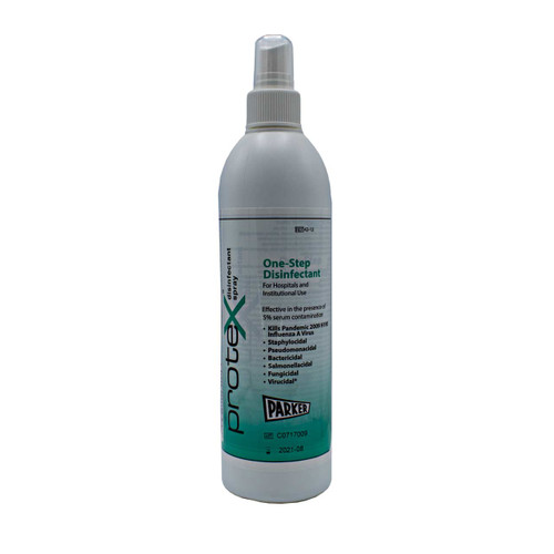 Parker 42-12 Protex Disinfectant Spray (12oz)