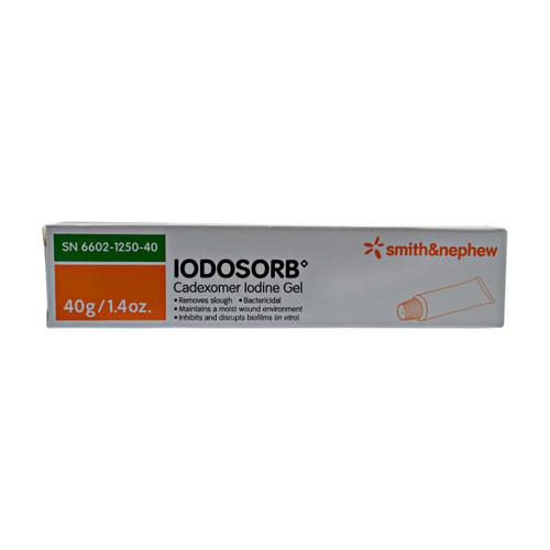 Smith & Nephew 6602125040 Iodosorb Cadexomer Iodine Gel (40g)
