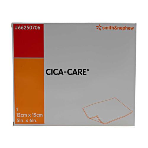 "Smith & Nephew 66250706 Cica-Care Silicone Gel Sheet (5"" x 6"")"