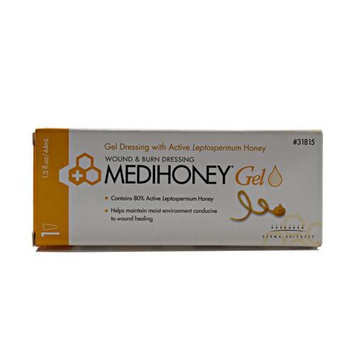 Derma Sciences 31815 Medihoney Leptospermum Wound Dressing Gel (1.5oz)