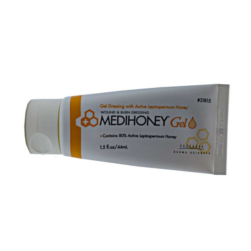 Derma Sciences 31815 Medihoney Leptospermum Wound Dressing Gel (1.5oz)