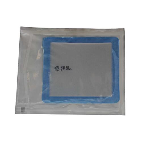 "Derma Sciences 89545 Xtrasorb Classic Non-Adhesive Super Absorbent Dressing (4"" x 5"")"