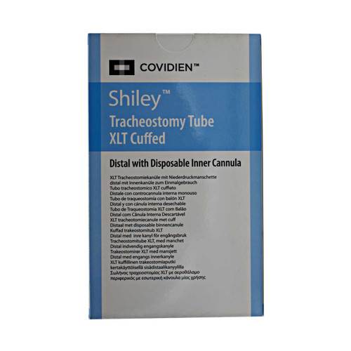 Shiley 80XLTCD Extended-Length Disposable Inner Cannula Tracheostomy Tubes