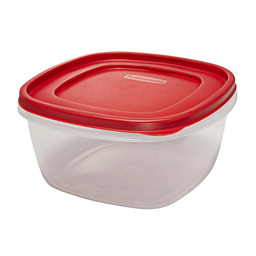 Rubbermaid 1777161 Easy Find Lid Food Storage Container (14 Cups)