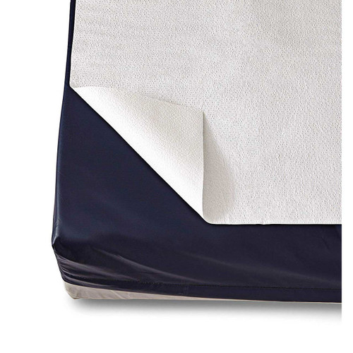 Medline NON24339A 2-Ply Tissue Drape Sheets, White (Pack of 100)