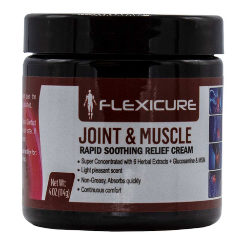 Flexicure Soothing Pain Relief Therapy 4OZ