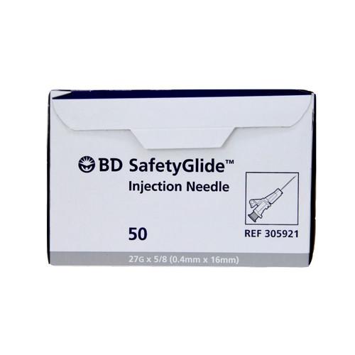 BD SafetyGlide Shielding Hypodermic Needle