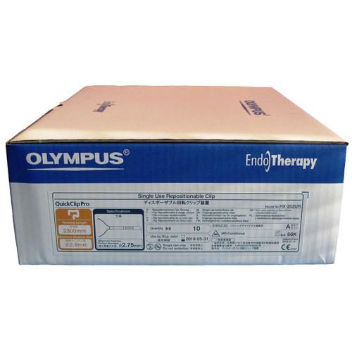 Olympus HX-202UR, QuickClip Pro 2300mm x 2.8mm