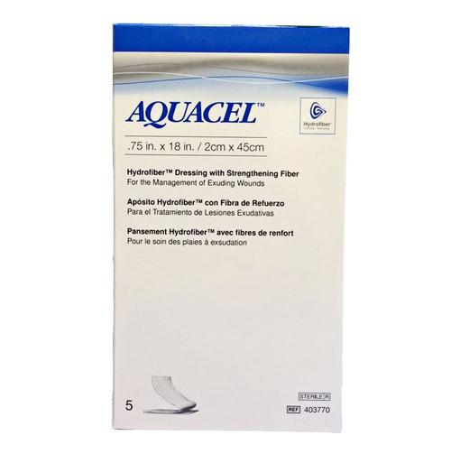Convatec 403770 Aquacel Hydrofiber Wound Dressing (Box of 5)