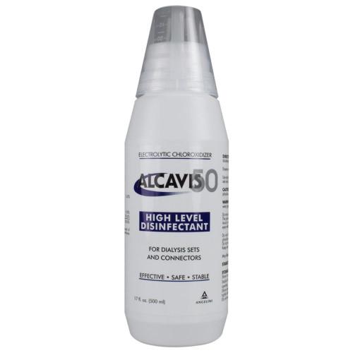 Angelini Pharma, Alcavis 50,  High Level Disinfectant