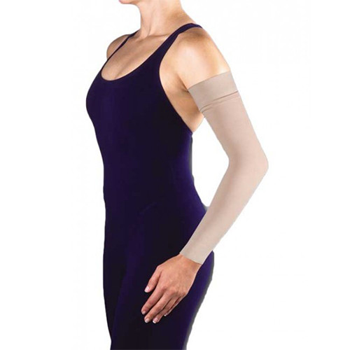 Jobst 101334 Bella Lite 20-30 mmHg Long Armsleeves with Silicone Band Sm Lng