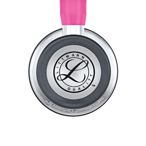 3M 6161 Littmann Cardiology IV Stethoscope, Rose Pink