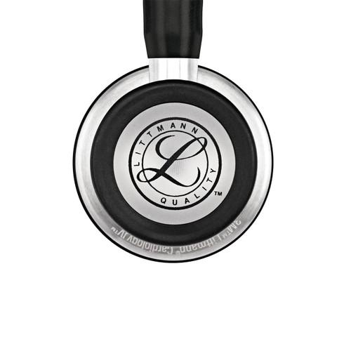 "3M Littmann 6151 Cardiology IV Precision Stethoscope, Black, 22"""