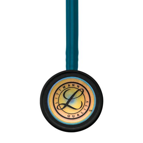 "3M Littmann 5807 Classic III Stethoscope, 27"" Caribbean Blue"