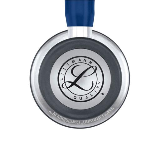 "3M 6154 Littmann Cardiology IV Stethoscope, 27"", Navy Blue"