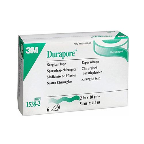 "3M 1538-2 Durapore Tape, 2"" x 10 yards"